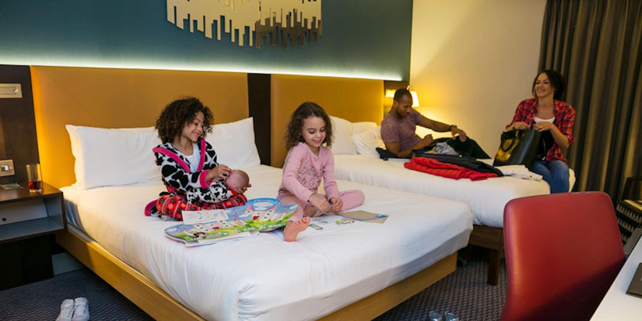 Hilton Bracknell Hotel near THORPE PARK Resort