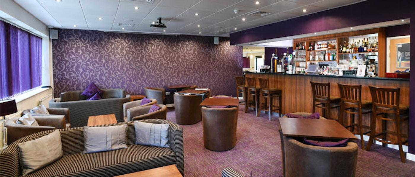 Bar at The Lancaster Hotel