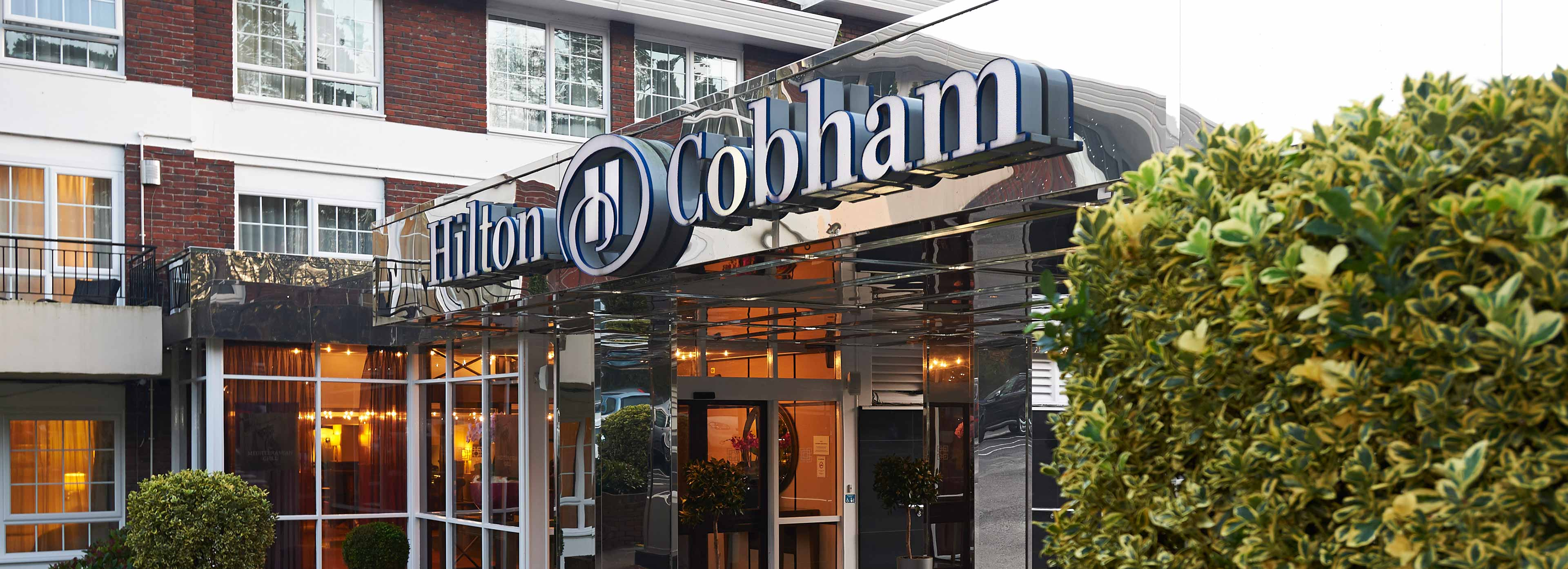 Hilton Cobham near THORPE PARK Resort