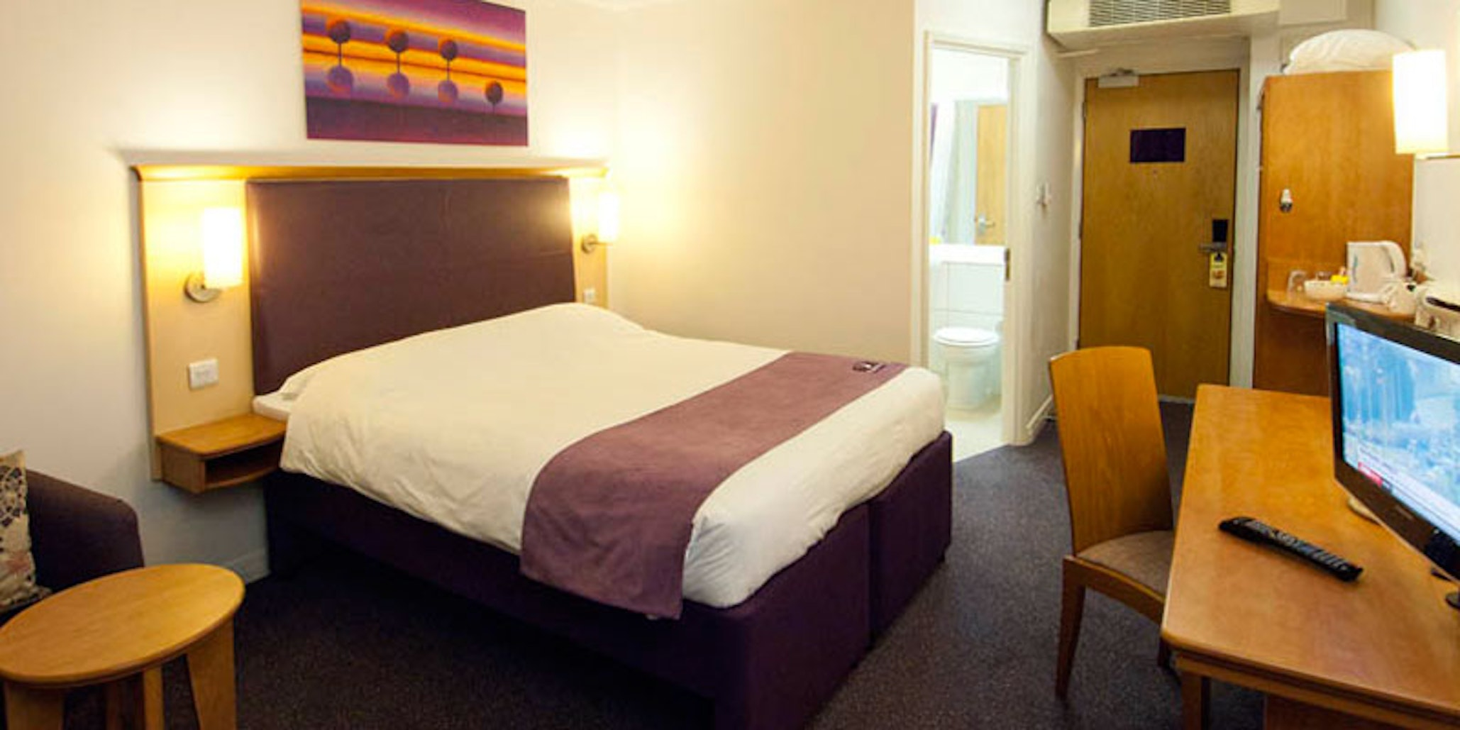 London Heathrow Premier Inn near Thorpe Park Resort