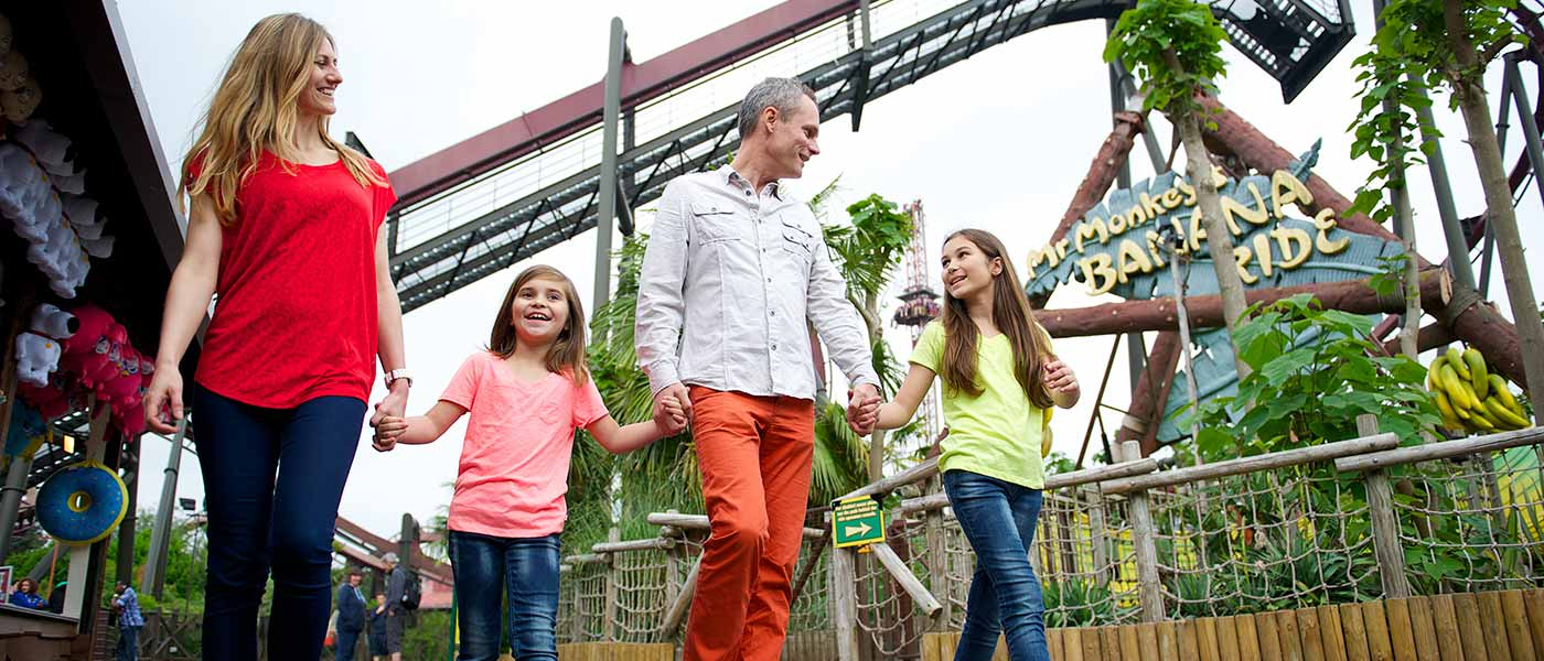 School Holidays with Thorpe Park resort