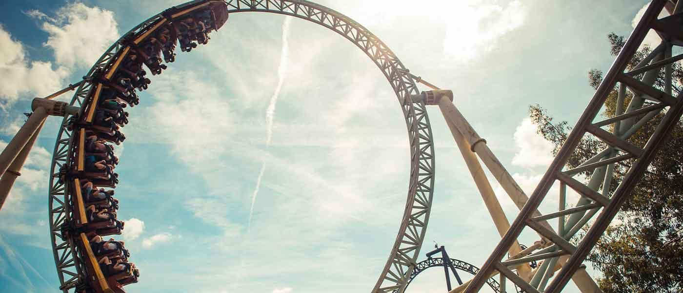 Ultimate thrills at Thorpe Park Resort