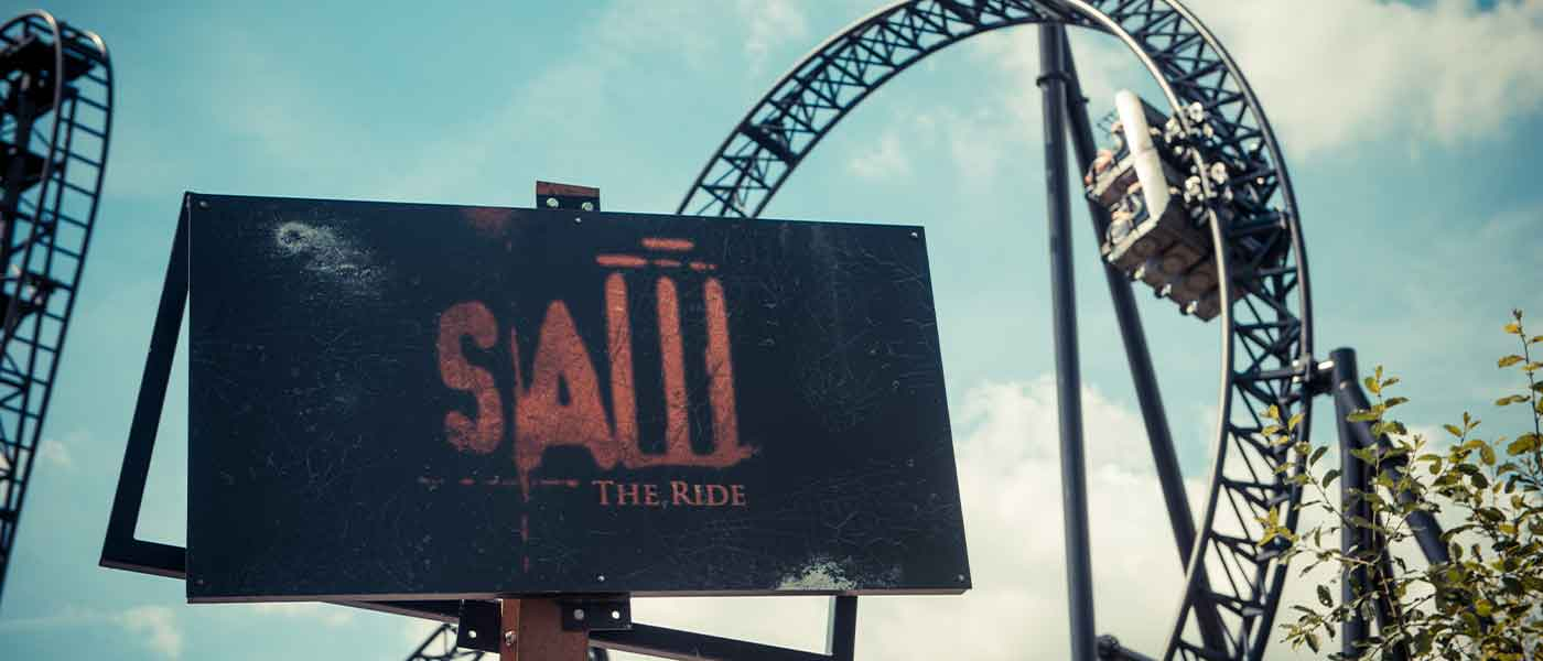 SAW — The Ride
