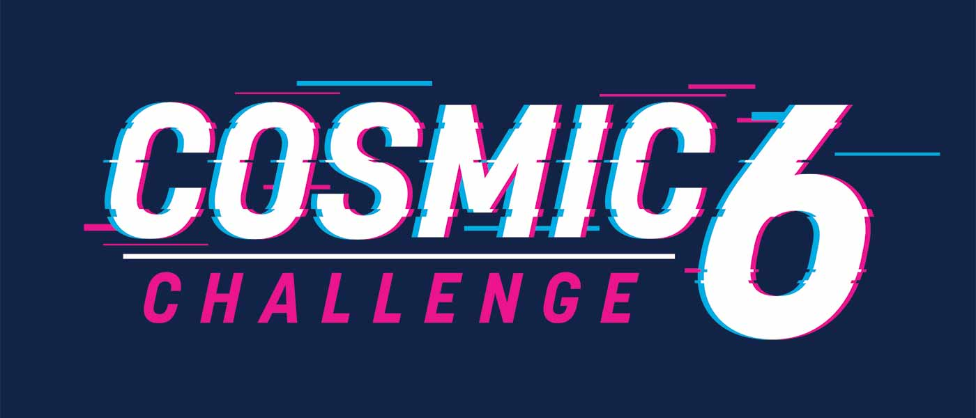 Cosmic 6 challenge at THORPE PARK