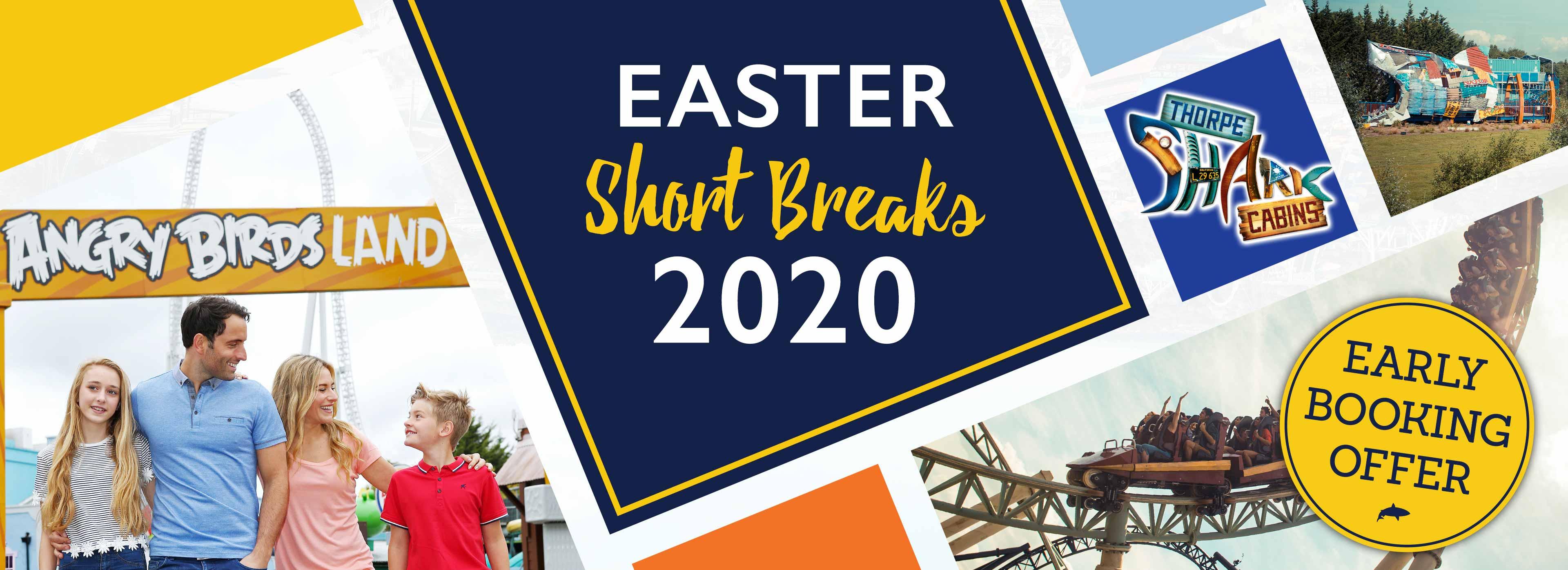Easter Breaks at Thorpe Park