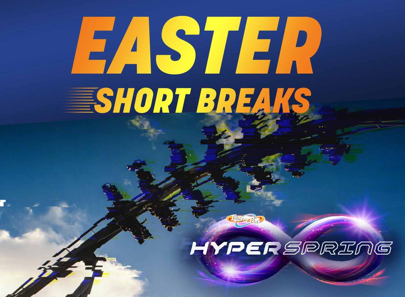 2020 Easter Holidays at Thorpe Park Resort