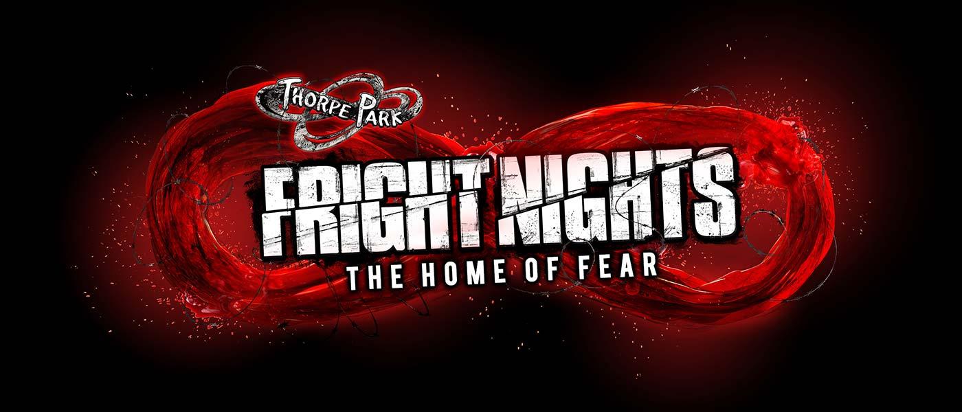 FRIGHT NIGHTS 2020 AT THORPE PARK