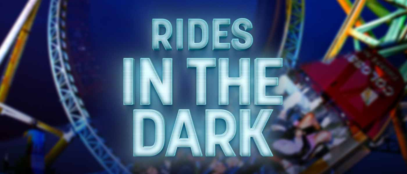 Rides in the Dark at THORPE PARK Resort