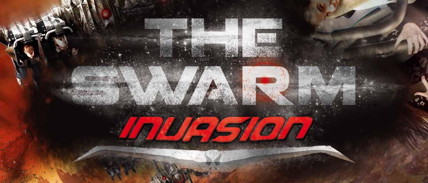 THE SWARM: INVASION at THORPE PARK Resort