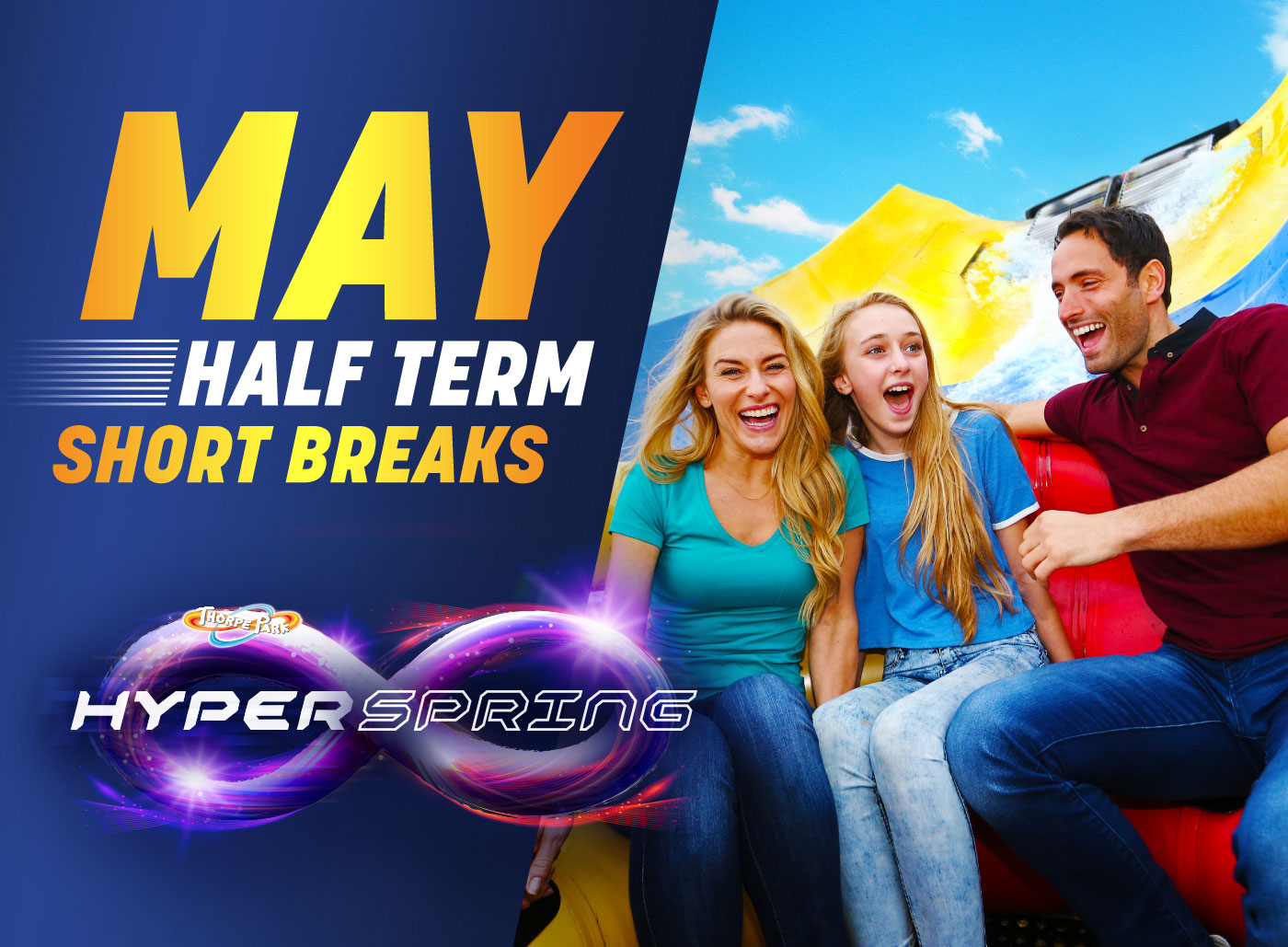 May Half Term 2020 at Thorpe Park Resort