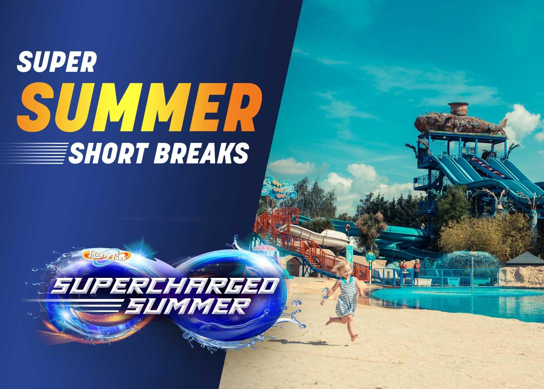 Summer Stays at Thorpe Park Resort